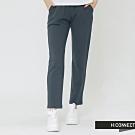 H:CONNECT 韓國品牌 女裝 - 鬆緊舒適棉質長褲-藍(快)