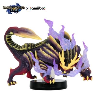 (預購) Switch 魔物獵人崛起系列 amiibo -怨虎龍