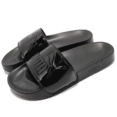Puma 涼拖鞋 Leadcat Patent 女鞋