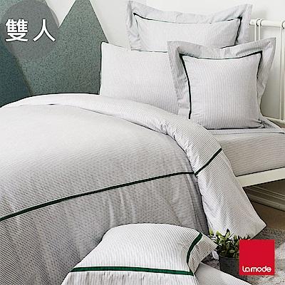 La-mode寢飾-銀河系列-寶石綠環保印染100