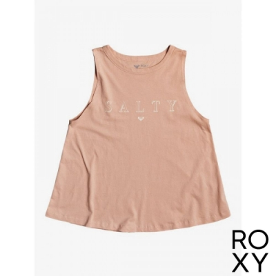 【ROXY】SALTY MUSCLE TANK 背心 珊瑚紅