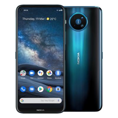 NOKIA 8.3 (8G/128G) 5G蔡司光學四攝極速雙卡劇院級手機
