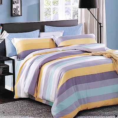 Carolan-黃金海岸  台灣製天絲萊賽爾雙人六件式床罩組