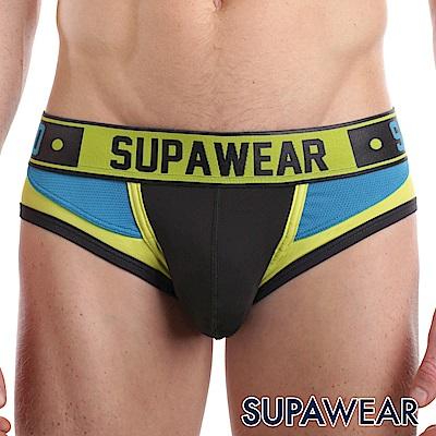 SUPAWEAR Bionic系列超彈性型男三角內褲(黑色)