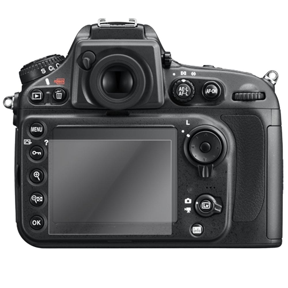 Kamera 9H 鋼化玻璃保護貼 for Nikon D810 / 相機保護貼 / 贈送高清保護貼