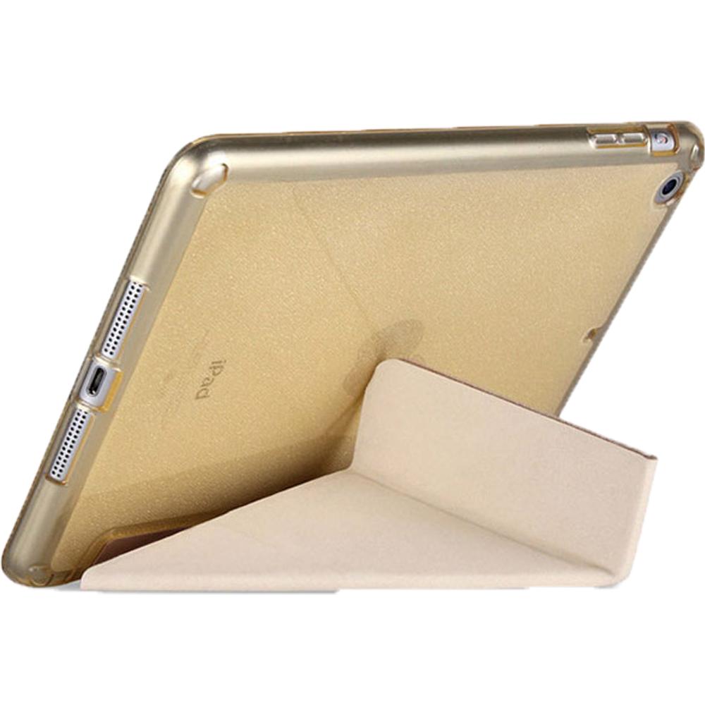 ANTIAN APPLE iPad mini123 矽膠保護套 變形金剛 智慧休眠皮套