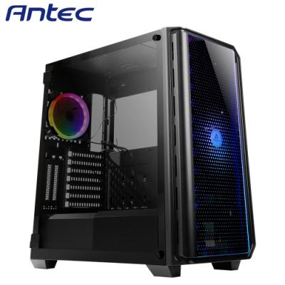 Antec 安鈦克 NX1000 ARGB 三面玻璃 對開式玻璃透側 電腦機殼 電腦主機