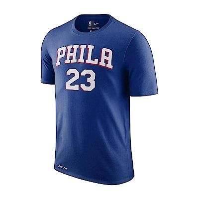 Nike T恤 Philadelphia 76ers 男款