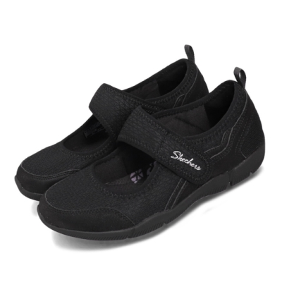 Skechers 休閒鞋 Be-Lux 魔鬼氈 女鞋