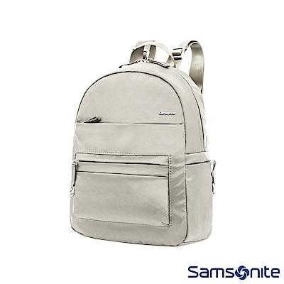 Samsonite新秀麗 Move2.0輕量女用筆電後背包14(亮灰)