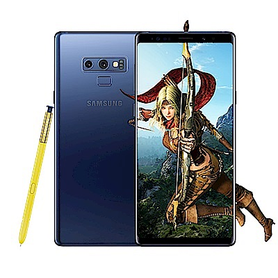 Samsung Galaxy Note 9(6G/128G)黑色沙漠版