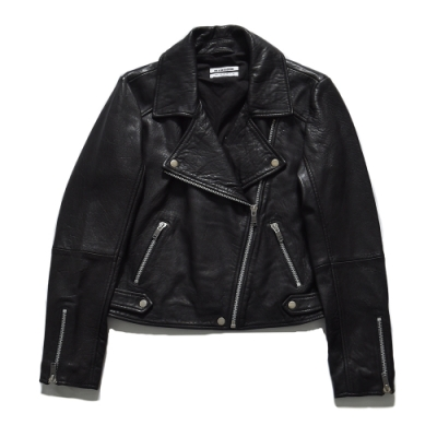 OneTeaspoon 羊皮夾克 LEATHER JACKET-女(黑)