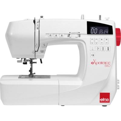 瑞士 elna 電腦縫紉機 eXperience 560