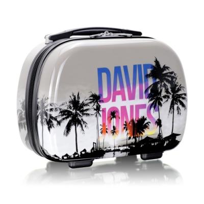 旅遊首選 旅行收納可外掛式 PC硬殼收納箱 化妝包 過夜包(島嶼天堂)
