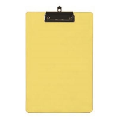 【ABEL】A4 輕量防水板夾-暖黃色