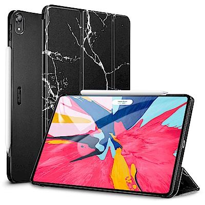 ESR iPad Pro 11【2018版】大理石系列保護套