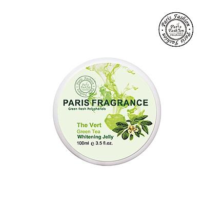 【Paris fragrance 巴黎香氛】綠茶美白保濕凍膜100ml