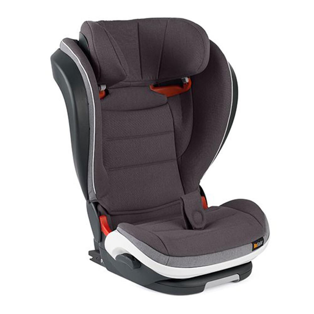 【BeSafe】iZi Flex FIX 成長型兒童汽車安全座椅(精靈灰)