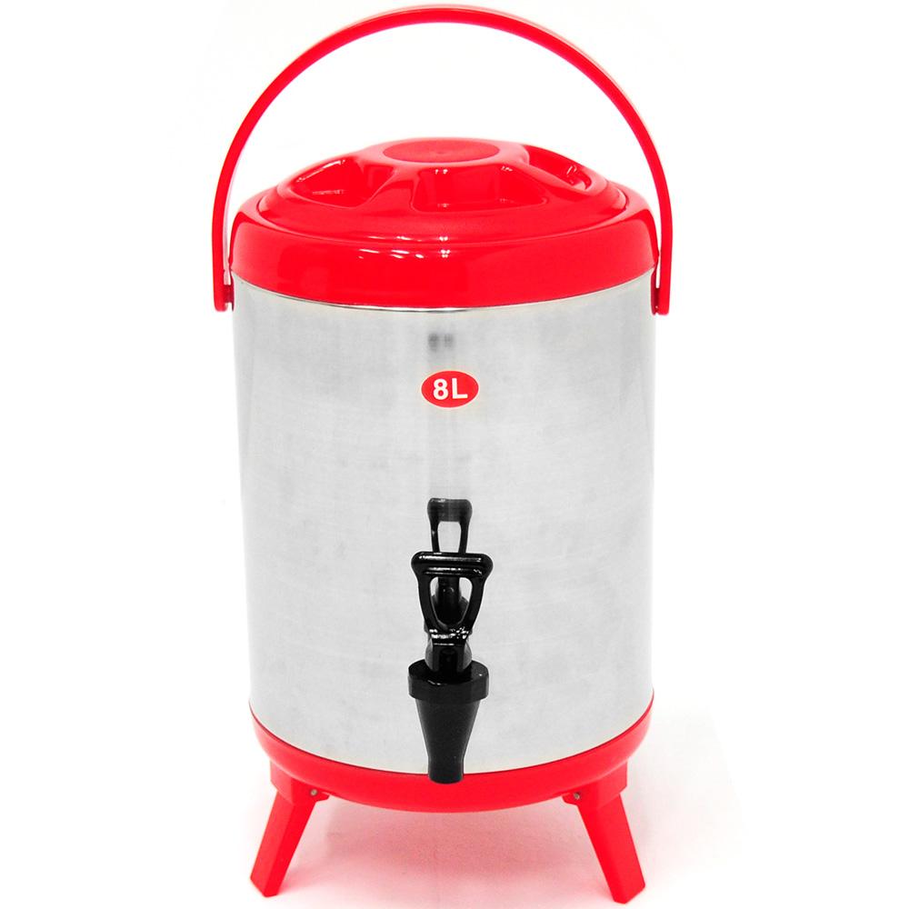 8公升茶水桶冰桶(304不鏽鋼)-(快)