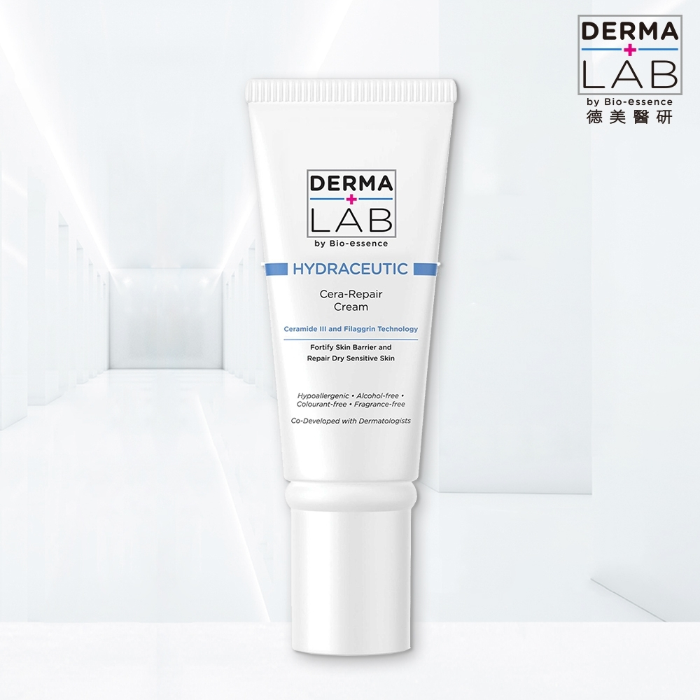 DermaLab德美醫研 超級分子釘保濕修護霜40g
