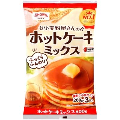 昭和製粉 昭和小麥屋鬆餅粉(600g)