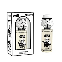 STAR WARS Storm Trooper帝國風暴兵3D公仔淡香水50ml