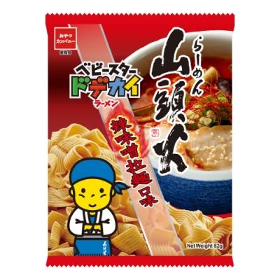 OYATSU優雅食 點心條餅-辣味噌拉麵口味 (78g)