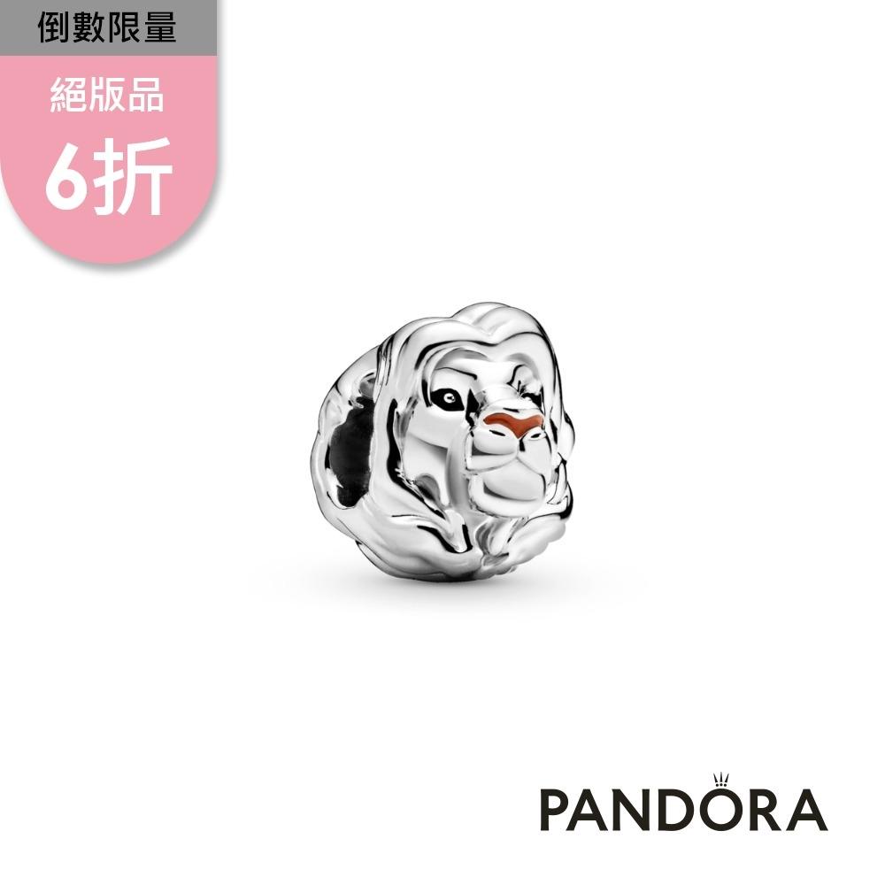 【Pandora官方直營】迪士尼《獅子王》辛巴串飾