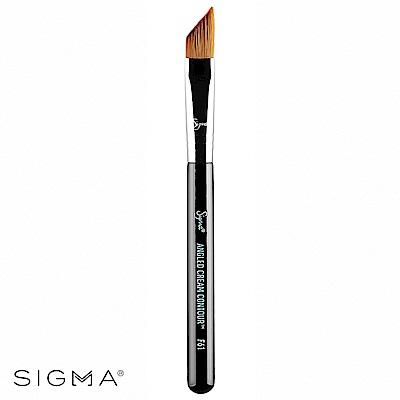 Sigma F61-斜角霜狀遮瑕修容刷 Angled Cream Contour