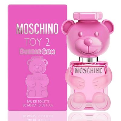Moschino Toy 2 Bubble Gum 泡泡熊女性淡香水 30ml (原廠公司貨)