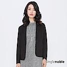 獨身貴族 優雅氣度單釦翻領西裝外套(1色)
