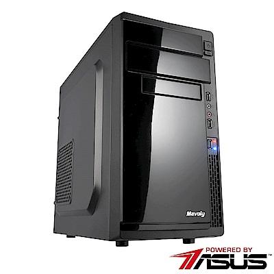 華碩B360平台[赤土夜神]i5六核GT710獨顯電玩機
