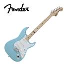 Fender MIJ Traditional 70s Strat MN DNB 電吉他 粉藍色款