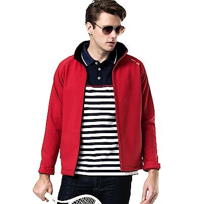 聖手牌 外套 大紅防潑水運動休閒外套
