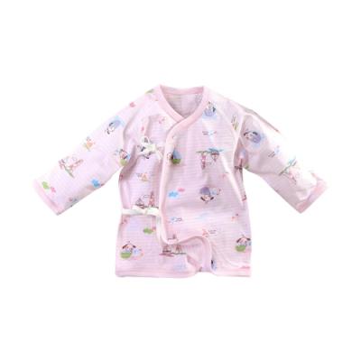 魔法Baby 嬰兒肚衣 台灣製春夏薄款純棉護手肚衣b0340
