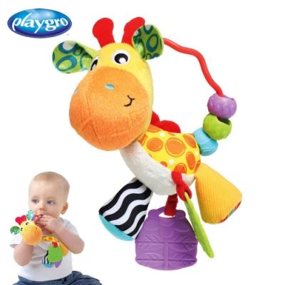 【任選】澳洲Playgro-長頸鹿搖鈴
