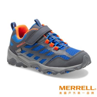 MOAB FST LOW  登山防水童鞋-兩色