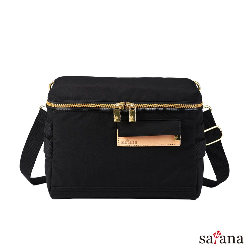 satana - Soldier - 異想斜背包 - 黑色