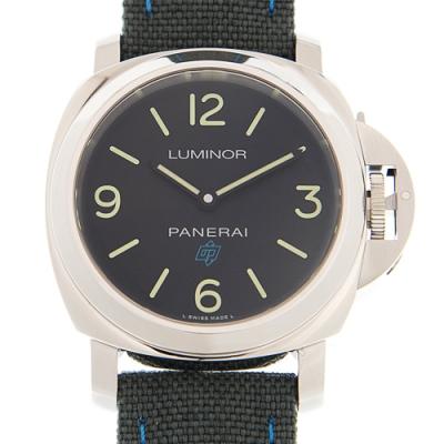 PANERAI 沛納海 Luminor Base Logo PAM00774手動三日鍊x44mm