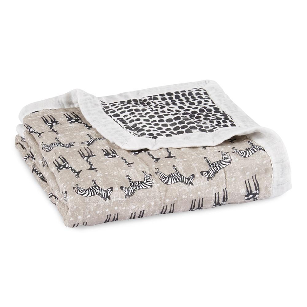美國aden+anais嬰幼兒絲柔(竹纖維)被毯-撒哈拉系列AA9324