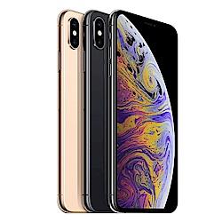 [配件3件組] Apple iPhone Xs Max 64GB 6.5 吋 智慧型手機
