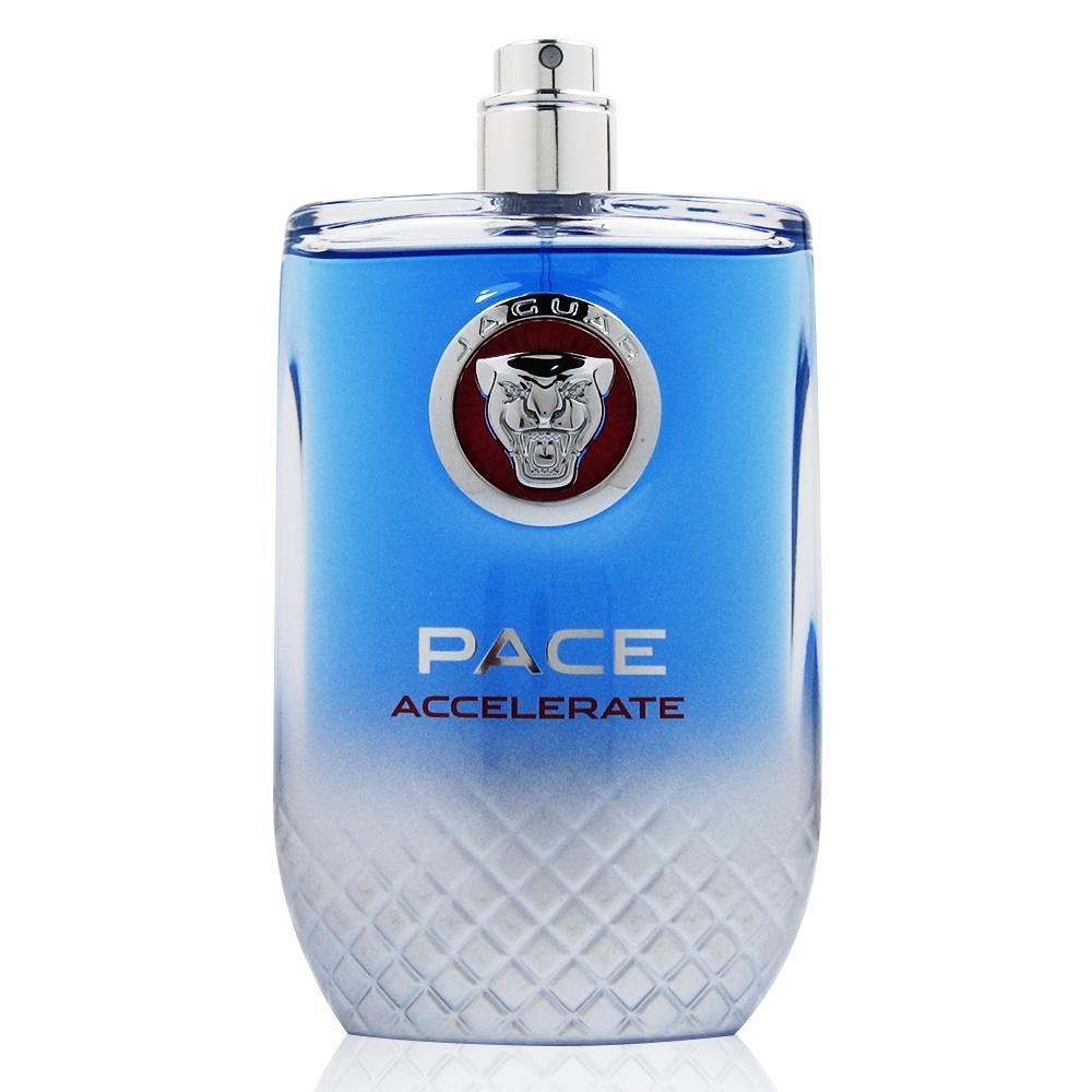 JAGUAR積架 Pace Accelerate極限捷豹男性淡香水100ml TESTER
