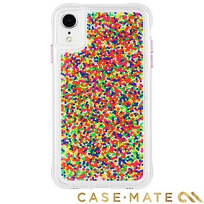 美國 Case-Mate iPhone XR Sprinkles 繽紛彩虹糖防摔殼