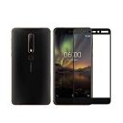 【MK馬克】Nokia 6 (2018) 滿版9H鋼化玻璃貼保護膜