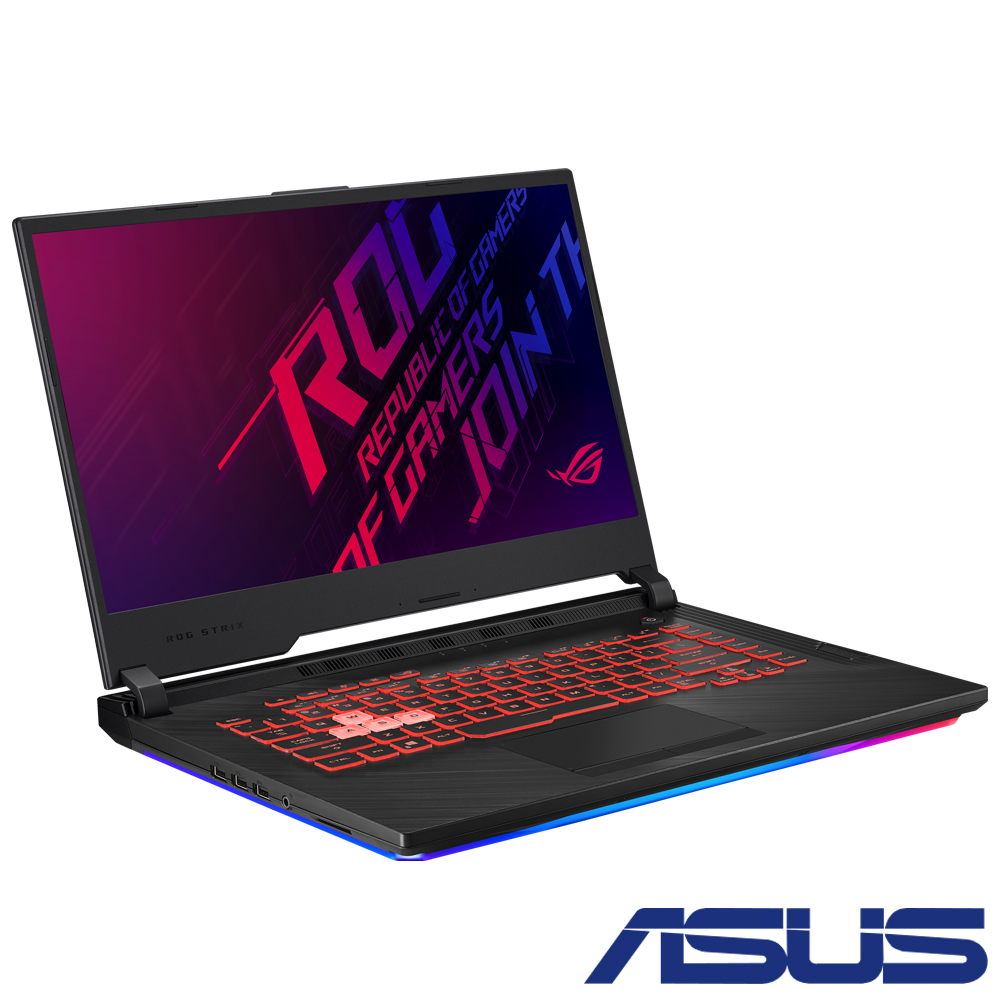 ASUS ROG G531GD 15吋電競筆電(i7-9750H/GTX1050/8G)