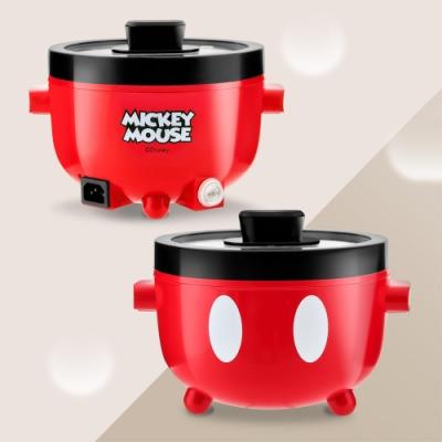 Disney迪士尼米奇多功能陶瓷電火鍋MK-HC2101