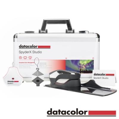 Datacolor SpyderX Studio 印表機校色器旗艦組