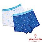 皮爾卡登 男兒童宇宙機器人平口褲-混色4件組(137005)