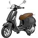 原廠授權 VESPA偉士牌童用摩托車(黑)