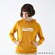 GIORDANO   女裝ADVENTURE連帽T恤 - 81 向日葵黃 product thumbnail 1